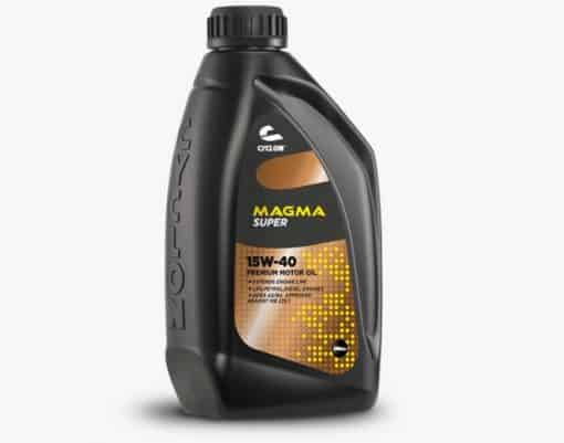 Масло CYCLON MAGMA SUPER 15W40 1L