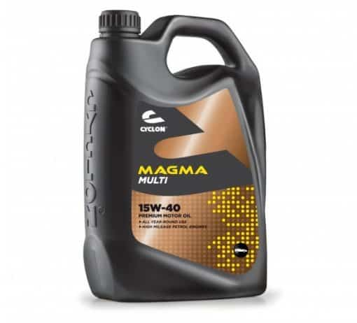 Масло CYCLON MAGMA SUPER 15W40 4L