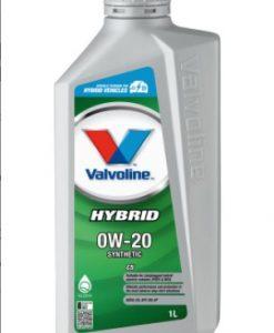 Масло Valvoline Hubrid C5 0W20 1L