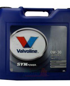 Масло VALVOLINE SYNPOWER ENV C2 0W30 20L