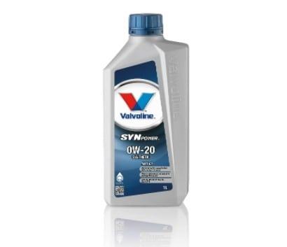 Масло Valvoline SynPower MST C5 0W20 1L