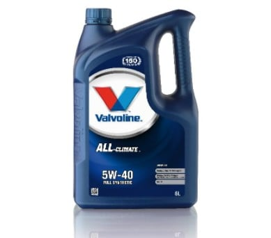 Масло VALVOLINE ALL CLIMATE C3 5W40 5L