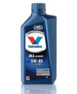 Масло VALVOLINE ALL CLIMATE C3 5W40 1L