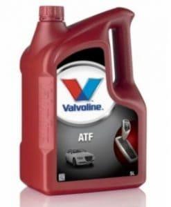 Трансмисионно масло VALVOLINE ATF - 5L