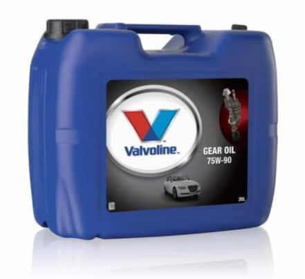 Трансмисионно масло VALVOLINE GEAR OIL 75W90 - 20L
