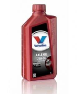 Трансмисионно масло VALVOLINE AXLE OIL 75W90 LS - 1L