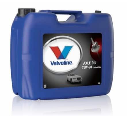 Трансмисионно масло VALVOLINE AXLE OIL 75W90 LS - 20L