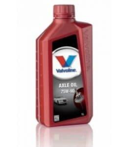 Трансмисионно масло VALVOLINE AXLE OIL 75W90 - 1L