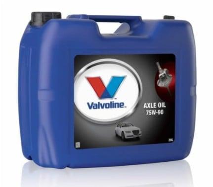 Трансмисионно масло VALVOLINE AXLE OIL 75W90 - 20L
