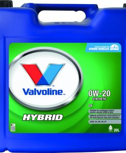 Масло Valvoline Hubrid C5 0W20 20L