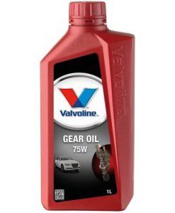 Трансмисионно масло VALVOLINE GEAR OIL 75W - 1L