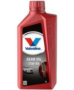 Трансмисионно масло VALVOLINE GEAR OIL 75W80 - 1L