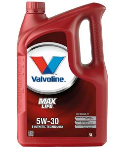 Масло VALVOLINE MAXLIFE C3 5W30 5L
