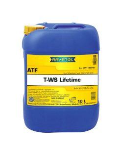 Трансмисионно масло RAVENOL ATF T-WS Lifetime 20L