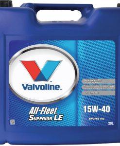 Масло VALVOLINE ALL FLEET EXTRA LE 15W40 20L