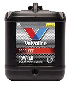 Масло VALVOLINE PROFLEET 10W40 20L