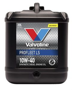 Масло VALVOLINE PROFLEET LS 10W40 20L