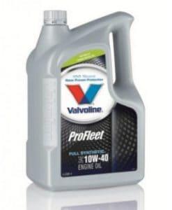 Масло VALVOLINE PROFLEET 10W40 5L