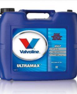 Хидравлично масло VALVOLINE ULTRAMAX HVLP 32 - 20L