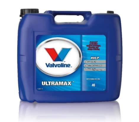 Хидравлично масло VALVOLINE ULTRAMAX HVLP 46 - 20L