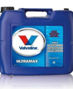 Хидравлично масло VALVOLINE ULTRAMAX HVLP 68 - 20L