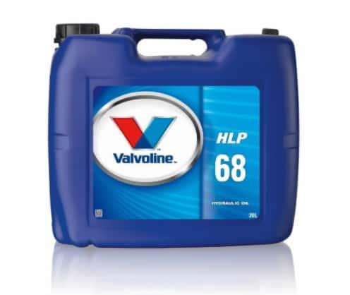 Хидравлично масло VALVOLINE HLP 68 - 20L