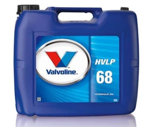 Хидравлично масло VALVOLINE HVLP 68 - 20L