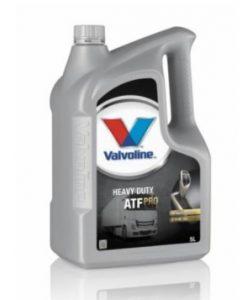 Трансмисионно масло VALVOLINE HD ATF PRO - 5L