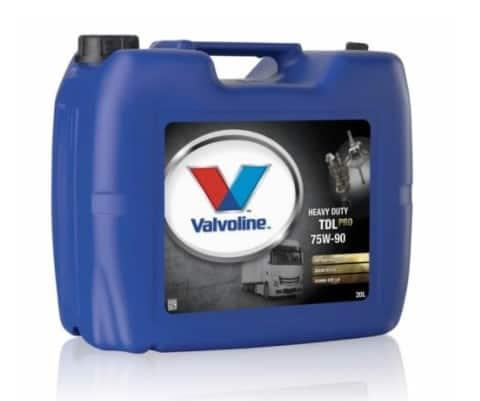 Трансмисионно масло VALVOLINE HD TDL PRO 75W90 - 20L