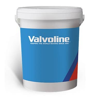 Грес Valvoline SEMI FLUID 00 GRS PL 18 KG