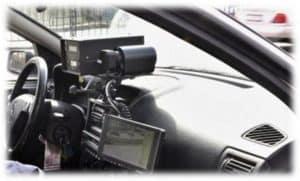 Мобилни автоматизирани технически средства за контрол на скоростта