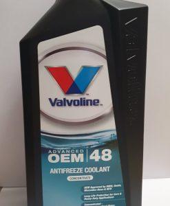 Антифриз Valvoline OEM ADVANCED 48 COOLANT 1L