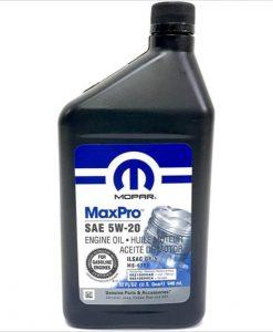 Масло Mopar 5W20 - 68518202AA - 1L