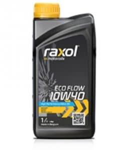 Масло RAXOL ECO FLOW 10W40 - 1 литър