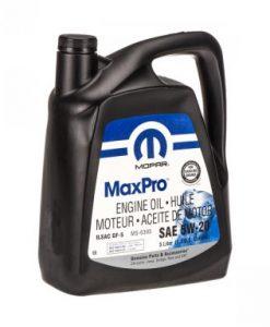 Масло Mopar 5W20 - 68518203AA - 5L