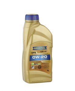 Масло RAVENOL DFE 0W20 1L