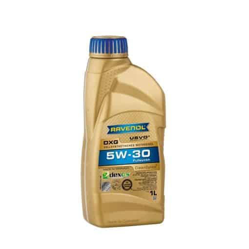 Масло RAVENOL DXG 5W30 1L