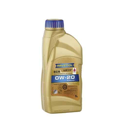 Масло RAVENOL Eco Synth ECS 0W20 1L