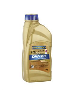 Масло RAVENOL EFS EcoFullSynth. 0W20 1L