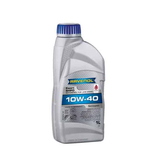 Масло RAVENOL Expert SHPD 10W40 1L