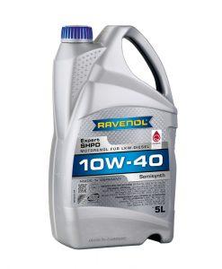Масло RAVENOL Expert SHPD 10W40 5L