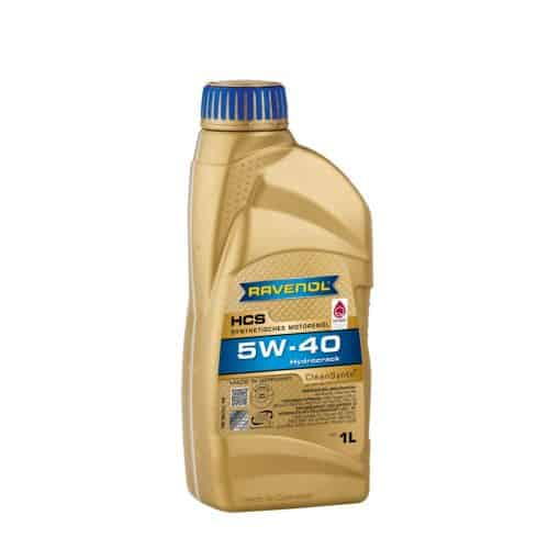 Масло RAVENOL HCS 5W40 1L