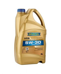 Масло RAVENOL HDS Hydrocrack Diesel Specific 5W30 4L