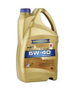Масло RAVENOL HST 5W40 4L