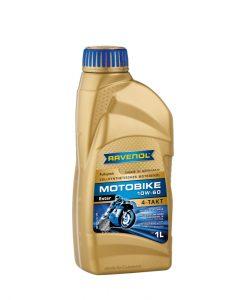 Масло RAVENOL Motobike 4-T Ester 10W60 1L