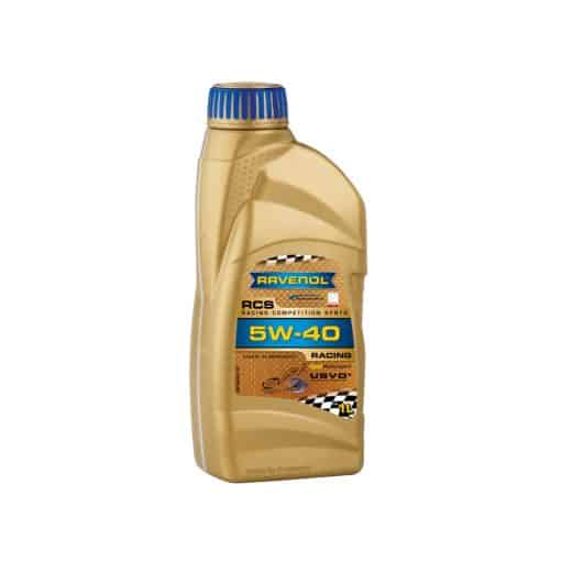 Масло RAVENOL RCS Racing Competition Synto 5W40 1L