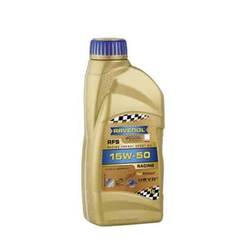 Масло RAVENOL RFS Racing 15W50 1L