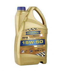 Масло RAVENOL RFS Racing 15W50 4L