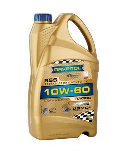 Масло RAVENOL RSS 10W60 4L