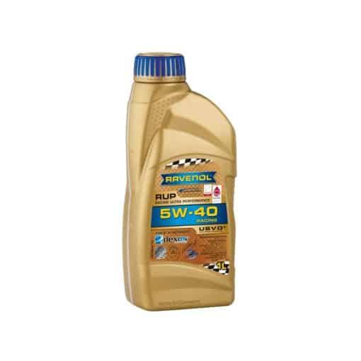 Масло RAVENOL RUP Racing Ultra Performance 5W40 1L